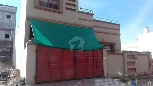 8.5 Marla Single Story House Available For Sale In Adiala Road