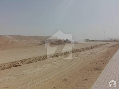 Chance Deal 500 Sq Yd Plot For Sale In Golf City Bahria Town