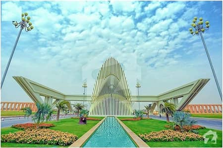 Near to White Mosque 8 Marla Residential Plot for Sale in J Block