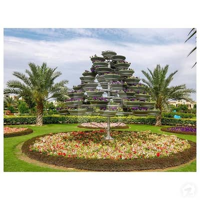 Next to Park 8 Marla Residential Plot for Sale in D Block Bahria Orchard Phase 2 Lahore