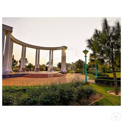 Corner 8 Marla Residential Plot for Sale in C Block Bahria Orchard Phase 2 Lahore