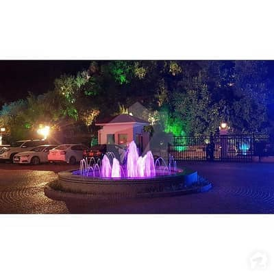 5 Marla Possession Plot for Sale in G Block Bahria Orchard