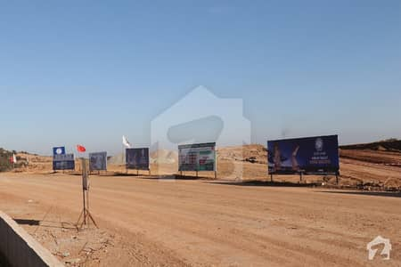 10 Marla Plot File For Sale In Overseas Block Blue World City