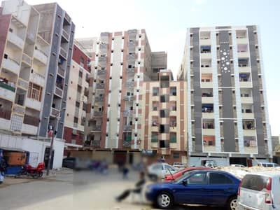 P  T Colony flat for sale