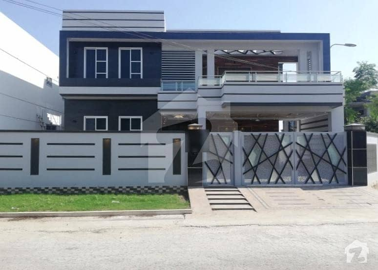 1 Kanal Corner Brand New House Is Available For Sale In DC Colony Kabul Block Gujranwala