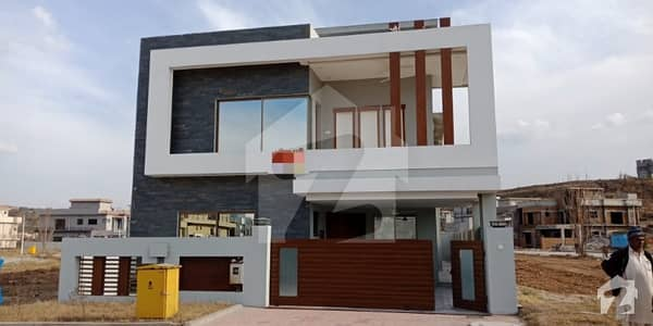 10 Marla brand new House for sale Bahria Town phase 8 overseas sector 2