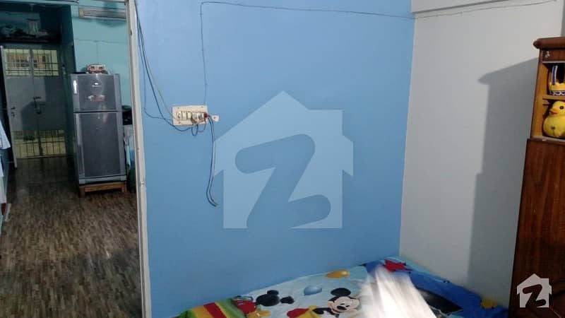 Faiza Avenue 3rd Floor Full Renovated Flat Available For Sale In Good Location