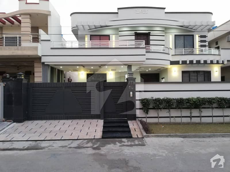 1 Kanal House For Sale In Mts Block Of Dc Colony Gujranwala