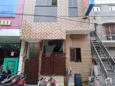 ڈی گراؤنڈ فیصل آباد میں 4 مرلہ مکان 3.15 کروڑ میں برائے فروخت۔
