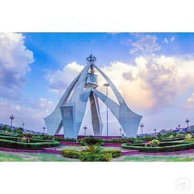 5 Marla Residential Plot for Sale in C Block Bahria Orchard Phase 2 Lahore