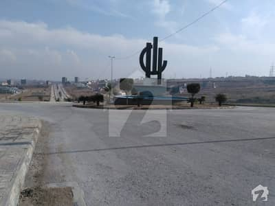 15 Marla Corner Plot for Sale in Sector A Street  24 DHA Phase 5 Islamabad