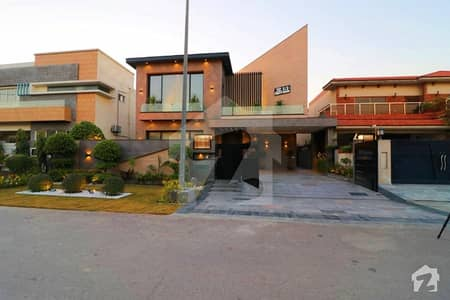 Fully Basement 1 Kanal Brand New Mazhar Munir Design Full Furnished And Home Theater Bungalow For Sale