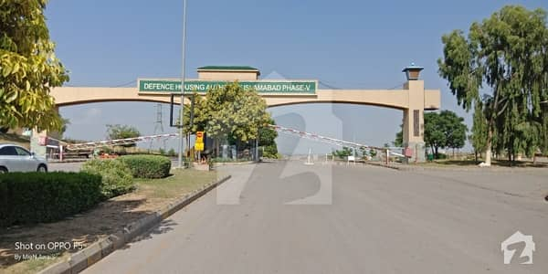 DHA PHASE 5 RESIDENTIAL PLOT IS AVAILABLE FOR SALE