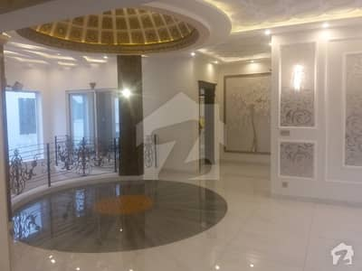 1 Kanal Brand New House For Sale Ideal Location At State Life Society Phase 1 Block D