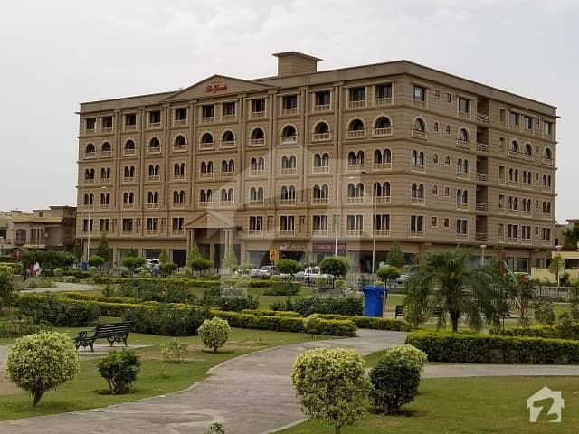 Get Rs. 107800 Monthly On Buying 2 Bed Furnished Flat In The Grande Bahria Ph. 7