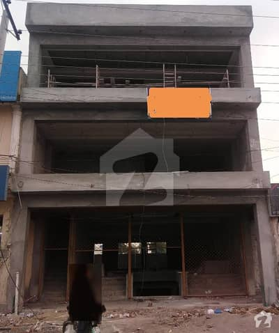 8 Marla Commercial Plaza For Sale B block Bahria Town Lahore