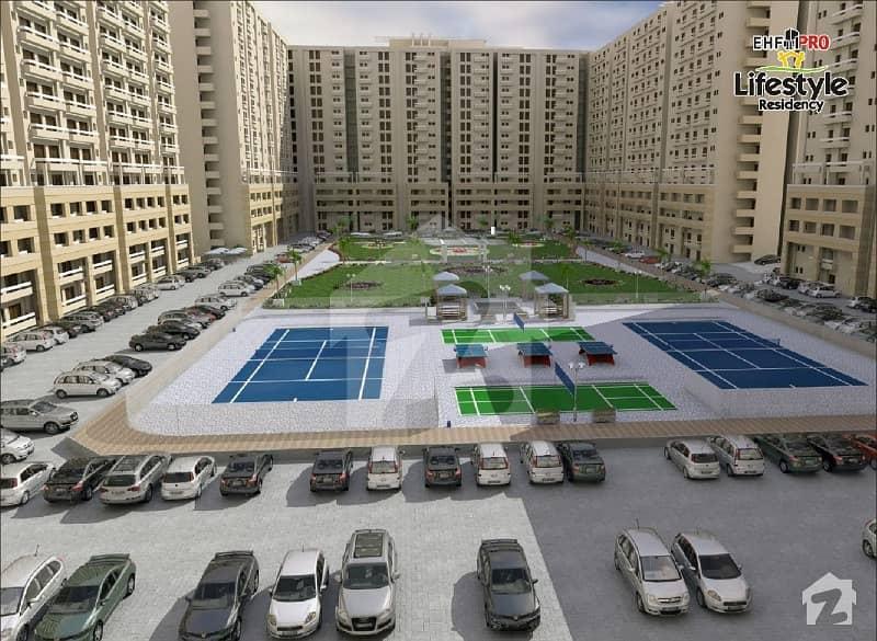 جی ۔ 13 اسلام آباد میں 3 کمروں کا 9 مرلہ فلیٹ 74 لاکھ میں برائے فروخت۔
