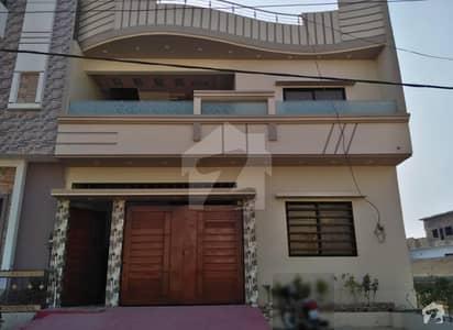 ریونیو ہاؤسنگ سوسائٹی قاسم آباد حیدر آباد میں 5 کمروں کا 7 مرلہ مکان 1.75 کروڑ میں برائے فروخت۔