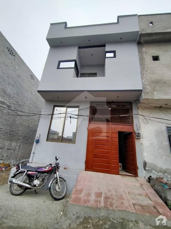کینال پوائنٹ ہاؤسنگ سکیم ہربنس پورہ لاہور میں 3 کمروں کا 4 مرلہ مکان 75 لاکھ میں برائے فروخت۔