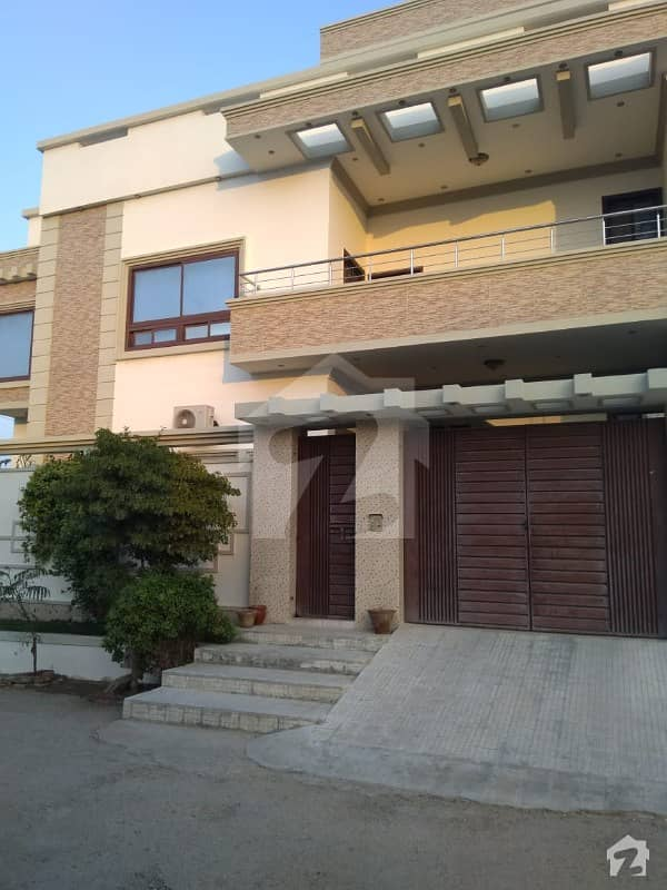 500 Sq Yard Double Storey House For Sale In Kohsar Judicial Housing Society Latifabad Hyderabad
