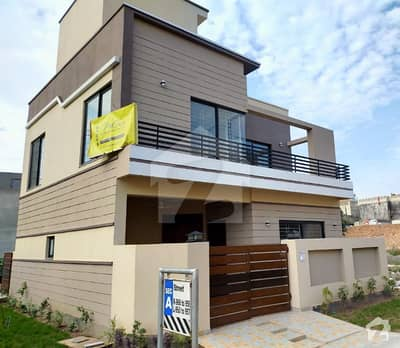 5 Marla Brand New Corner House Available For Sale In State Life Housing Society Phase 1