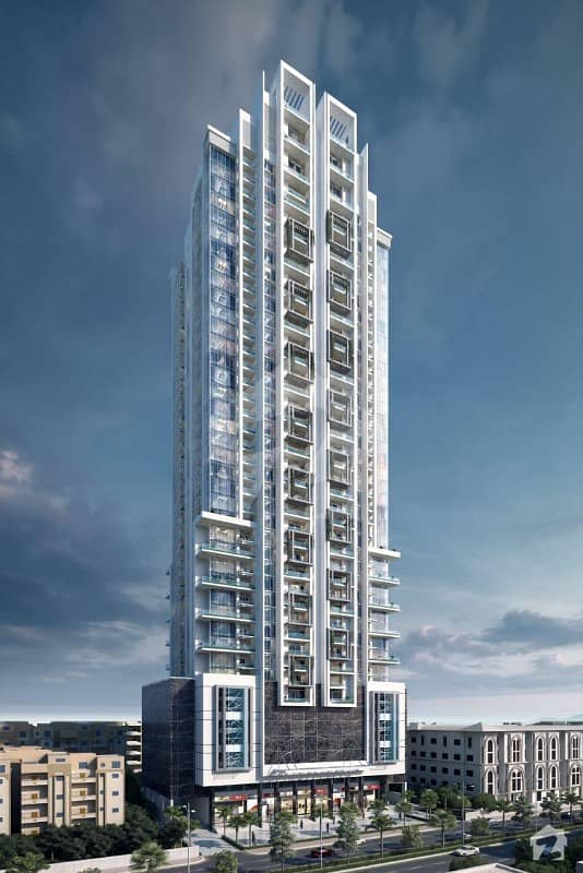Booking Of Luxury Apartment Available In Pakistan's Tallest Building