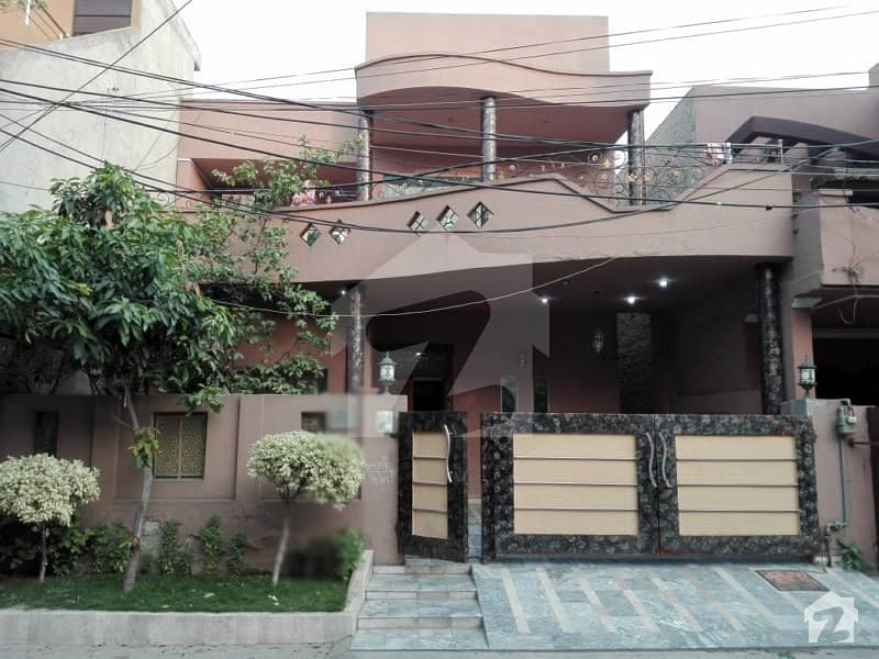 11.5 Marla House For Sale In Taj Bagh Phase 1 Lahore
