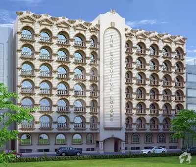 1 Bed Beautiful Apartment Is Available For Sale On Easy Installments At Park Road Chak Shahzad Near To Comsats University