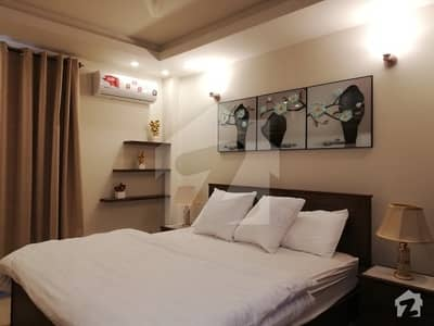 Fully Furnished Luxury Studio Apartment Is Available For Sale In Phase - 7