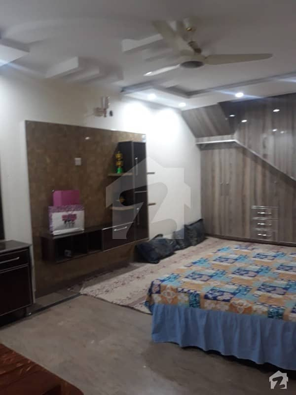 The Best Apartment For Living Purpose Is Available For Rent In Askari 11 Lahore