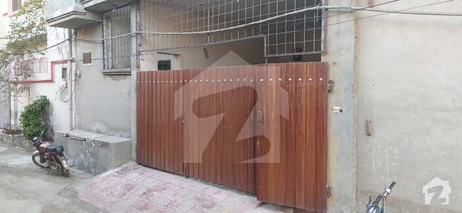 5 Marla Semi Commercial House on 4 Chak Road for Sale