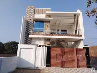 علامہ اقبال ایونیو جہانگی والا روڈ بہاولپور میں 4 کمروں کا 5 مرلہ مکان 1 کروڑ میں برائے فروخت۔