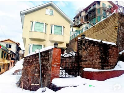 6 Marla Fully Furnished House For Sale In Bhurban  Murree
