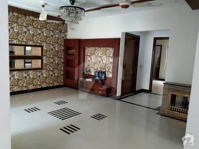 10 Marla Brand New Lower Portion For Rent In Janiper Block Bahria Town Lahore
