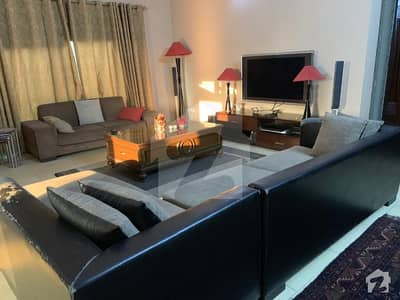 1 Kanal Fully Furnished Upper Portion Near Lums