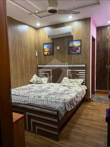 A Beautifully Furnished Executive Room Is Available On Rent