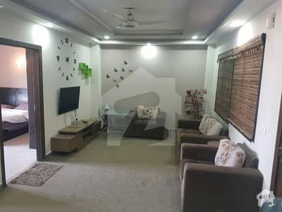 E11 2 Bed Fully Furnished With 2 Attached Bath Tv Lounge Open Kitchen Beautiful Location And Family Enviorment E 11 Islamabad Id21114409 Zameen Com