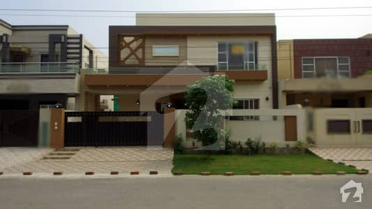 10 Marla Brand New House For Sale In F Block Of State Life Phase 1 Lahore