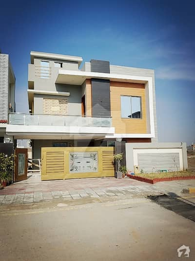 House for sale in Sector H near Roots future school 10 Marla