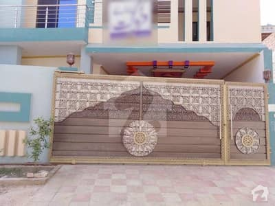 10.5 Marla Double Storey House Is Available For Sale In Goheer Town Bahawalpur