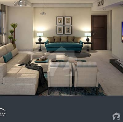 New Launch Emaar Crecent Bay Karachi Bookings Start From 10 Only  Flat for Sale
