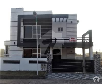 10 Marla Stylish Designer House For Sale Bahria Town Phase 8 Sector B Block rwp