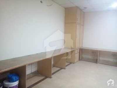 4 Marla 2nd Floor Commercial Office Is Available At Excellent Location