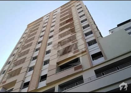 A Wellbuilt Flat Is Up For Sale In Karachi Centrally Located In Main Tariq Road Near Medicare Hospital