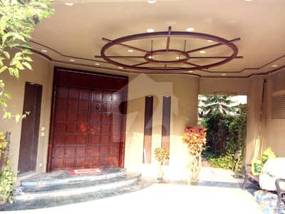 Syed Real Estate  Builders  Offers 10 Marla New Full Furnished Bungalow For Rent