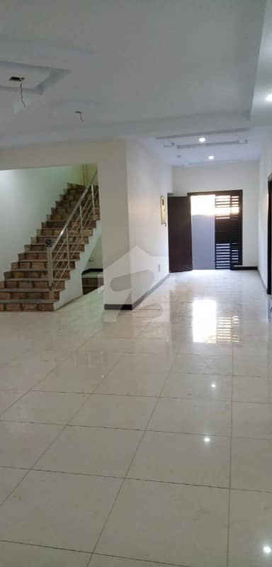 Brand New lavish Portion is available for rent in Shahrah e  Faisal PECHS Block 6