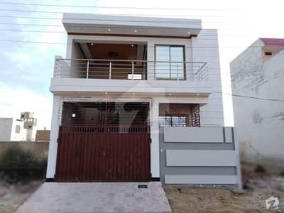گورنمنٹ ایمپلائیز کوآپریٹو ہاؤسنگ سوسائٹی بہاولپور میں 4 کمروں کا 5 مرلہ مکان 62 لاکھ میں برائے فروخت۔