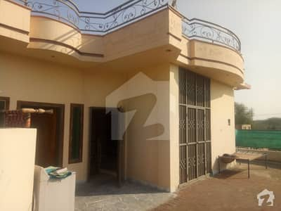 8 Marla Corner Double story Furnished House  For sale