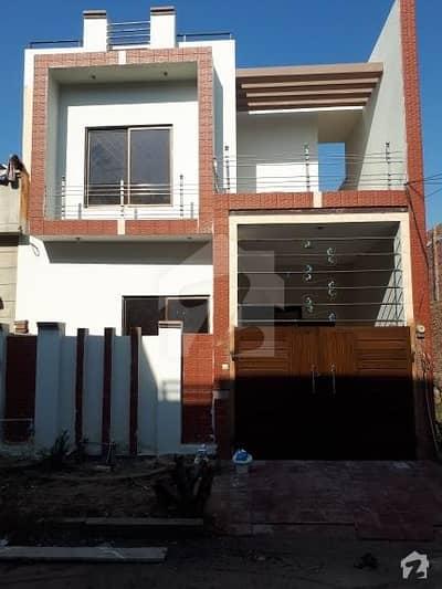 فور سِیزن ہاؤسنگ فیصل آباد میں 2 کمروں کا 3 مرلہ مکان 50 لاکھ میں برائے فروخت۔