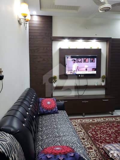 Luxury Furnished 5 Marla House Is Available For Rent In Bahria Town Lahore